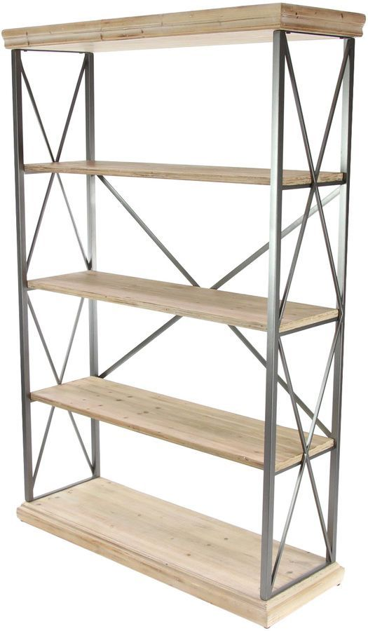 Stylish And Contemporary Bookcase Is