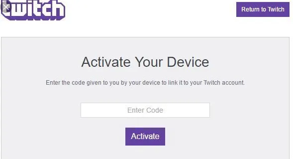 Twitch TV Twitch TV Activate How to watch Twitch TV