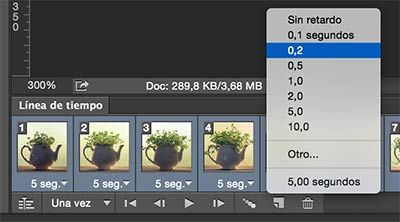 Crear un Gif Animado con Photoshop