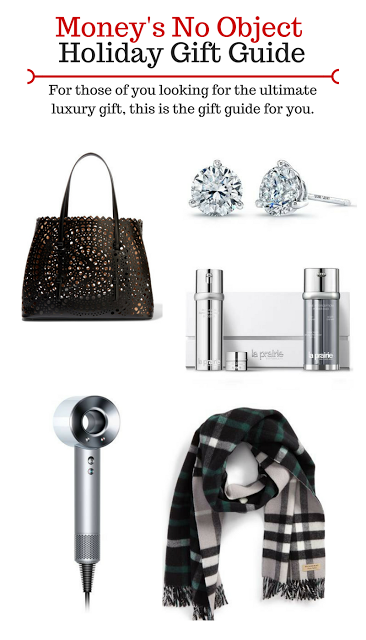 Money Is No Issue Luxury Gift Guide