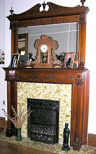 Victorian Home For Sale Victorian Homes Victorian Fireplace Antique Fireplace Mantle