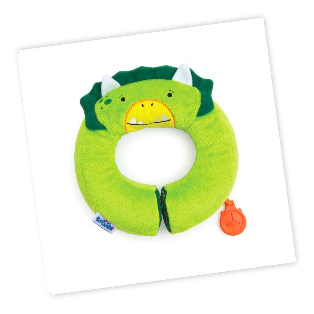 3.Trunki Yondi Neck Pillow Green