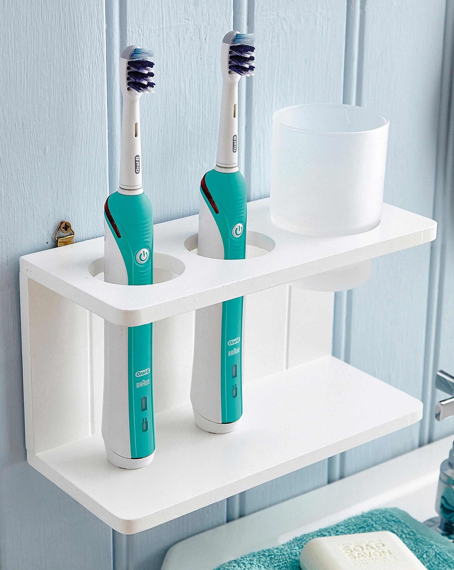 Oral B Zahnbürstenhalter Wall Mounted Electric Toothbrush Holder The Wall Mount Is The