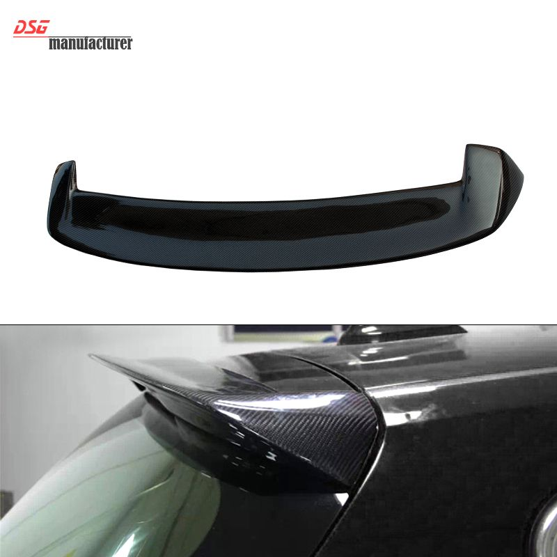 f20 3d style roof spoiler for bmw 1 series 2012 2015 f21 3. Black Bedroom Furniture Sets. Home Design Ideas