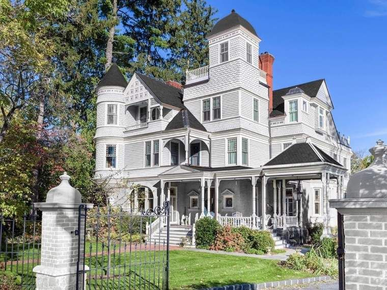 1887 queen anne in nyack new york captivating houses in