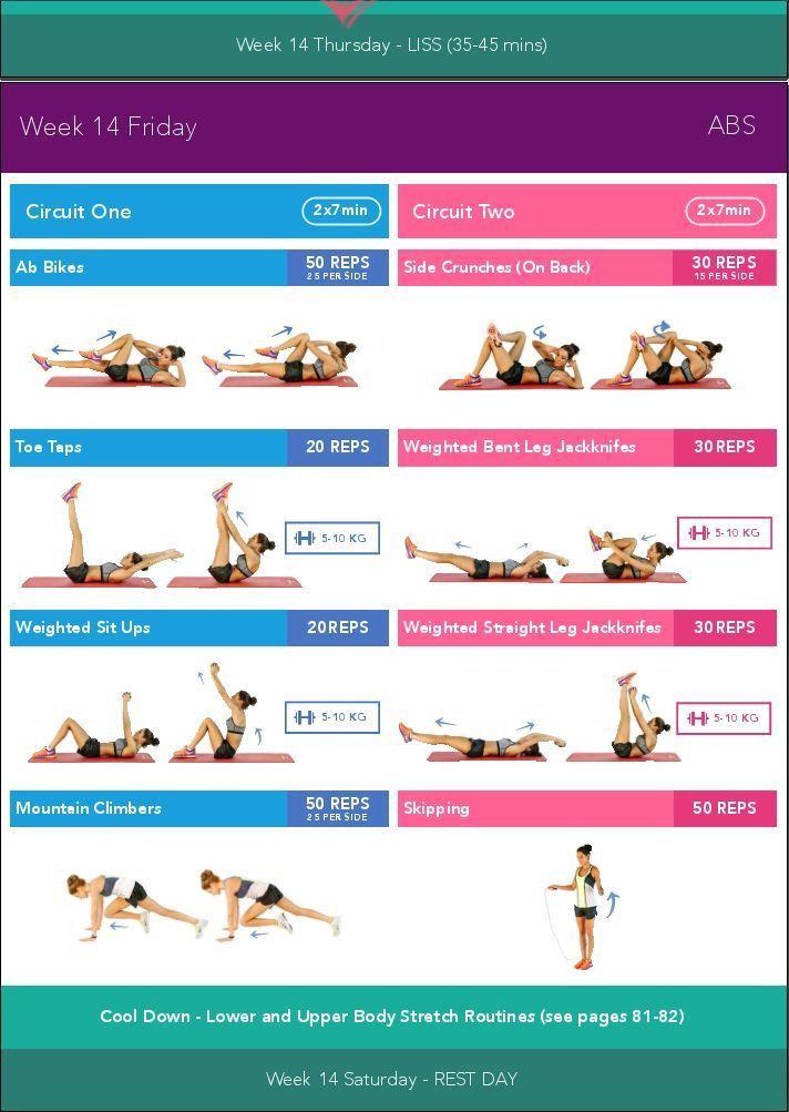 Bbg week 14 and workouts pinterest bbg bbg workouts and workout bbg week 14 and fandeluxe Images