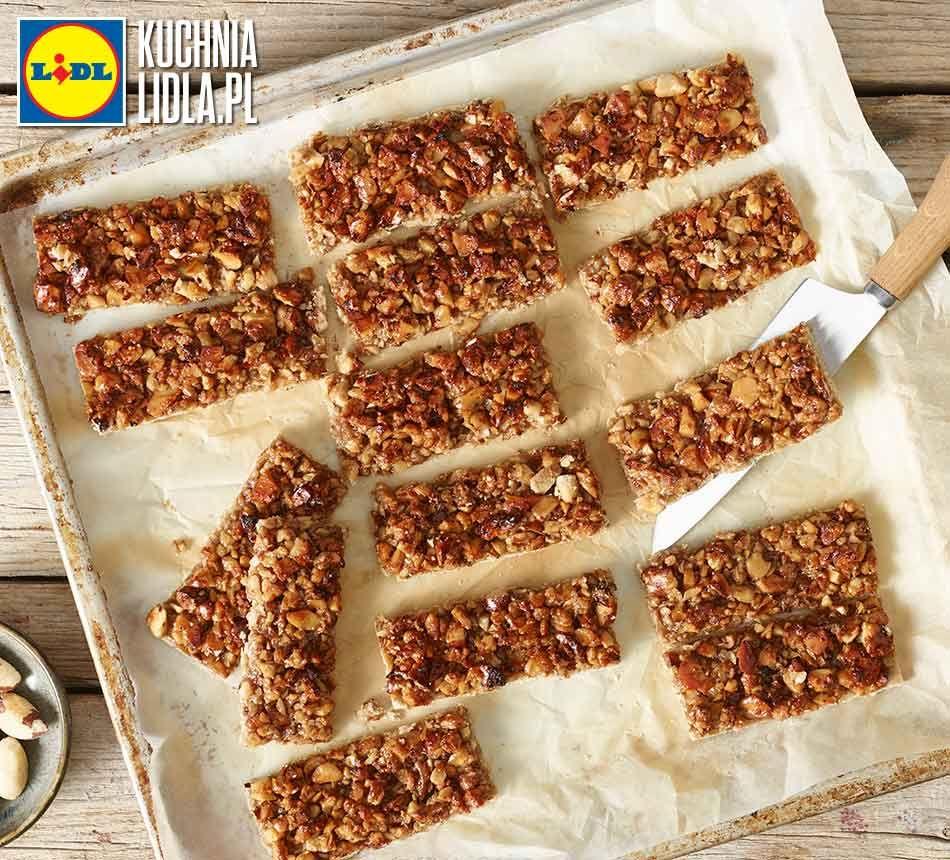 Kruche Ciasteczka Z Orzechami Przepis Recipe Desserts Food Krispie Treats