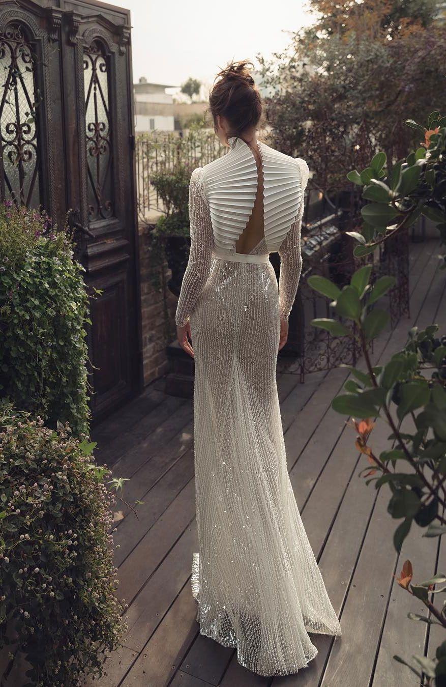 Wedding Dress Inspiration – Matan Shaked bridal couturier