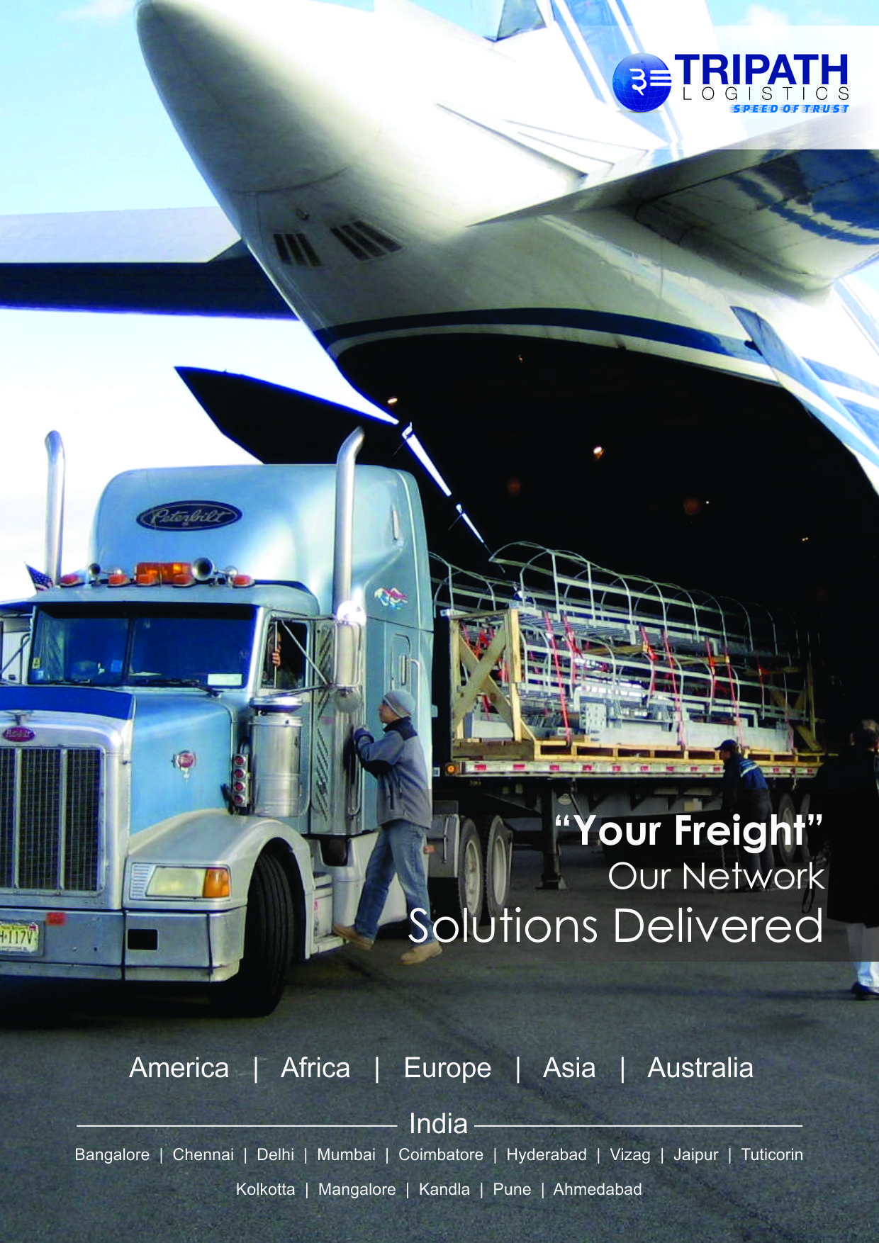 Tripath Logistics Covers A Large Network Of Agents And