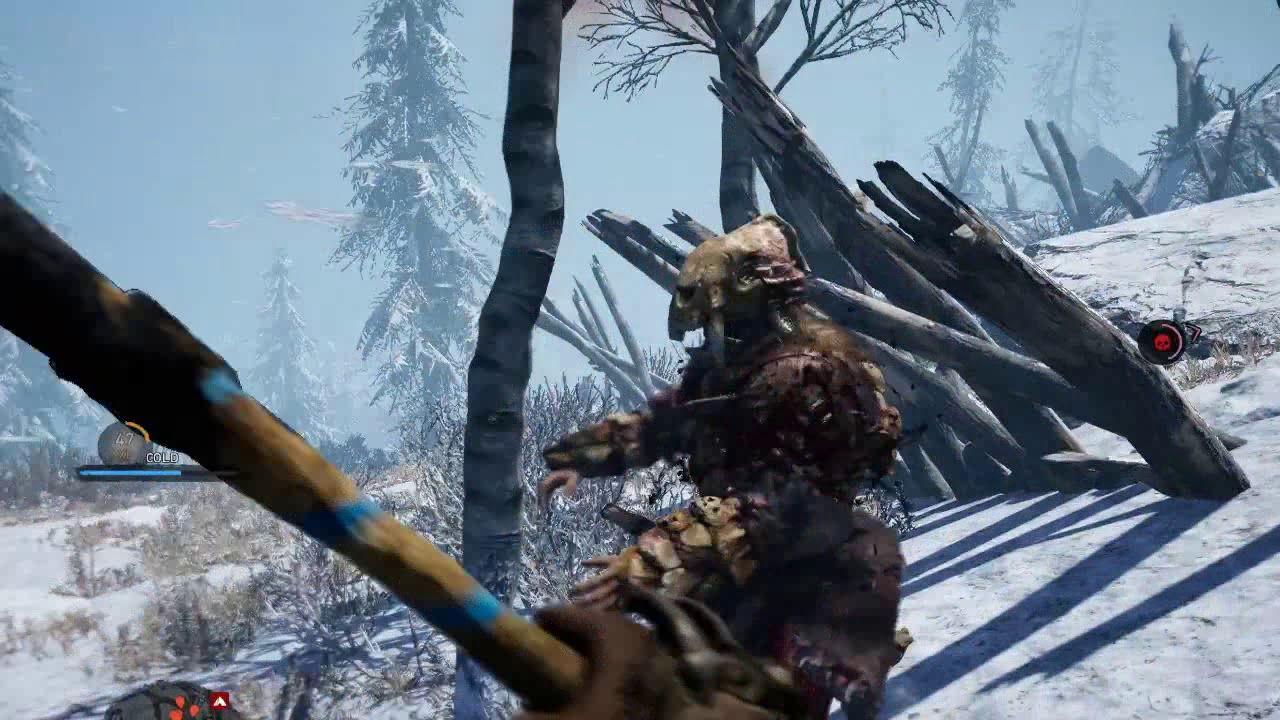 Far Cry Primal Wenja Enemies Surrounded Attacked By Udam Far Cry Primal Enemy Far Cry Game