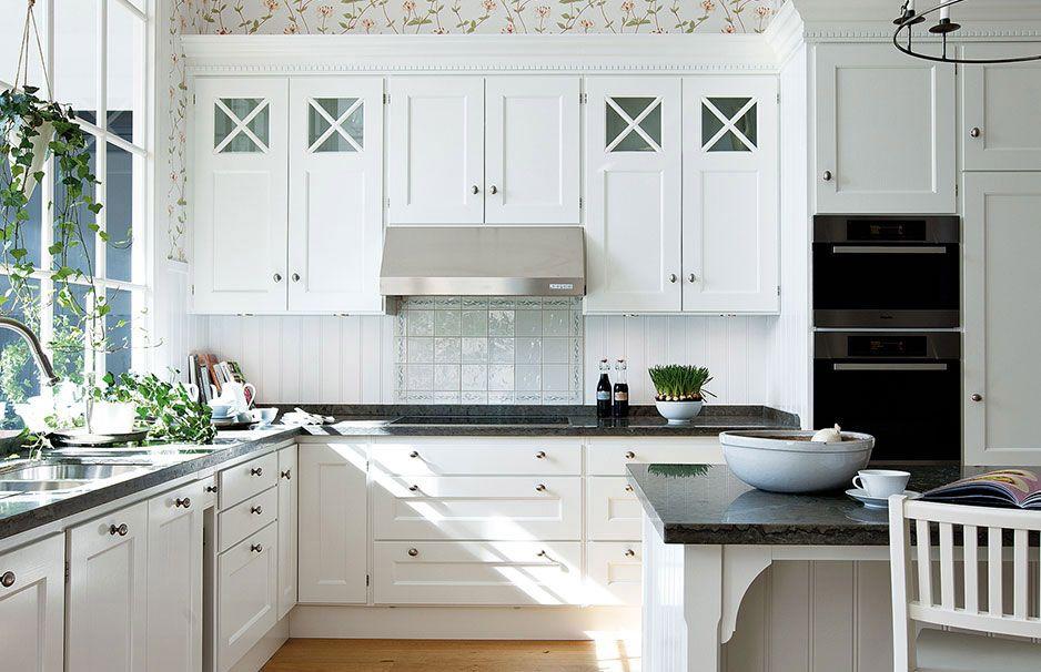 Nordic Landlord-Livingde küche Pinterest - küchen in grau
