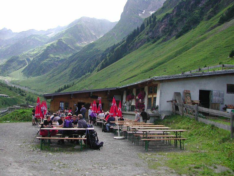 Lechtal - Stockach Sulzl Alm