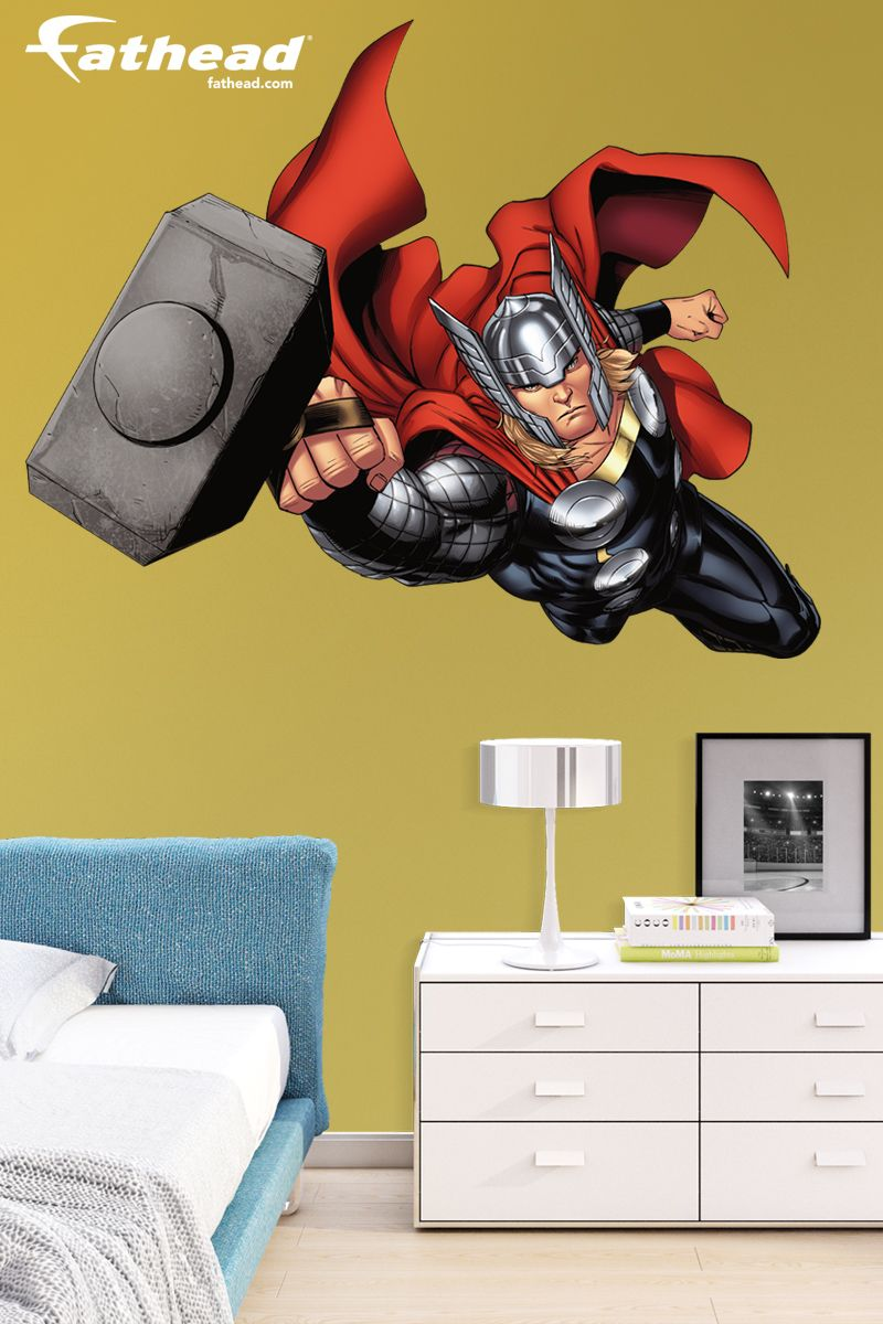 Avengers Assemble fan? Prove it! Put your passion on display with a ...