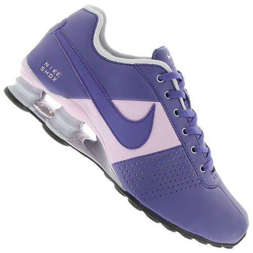 O Tênis Nike Shox Deliver - Feminino traz qualidade ao dia a dia das  mulheres a922e64f30a7f