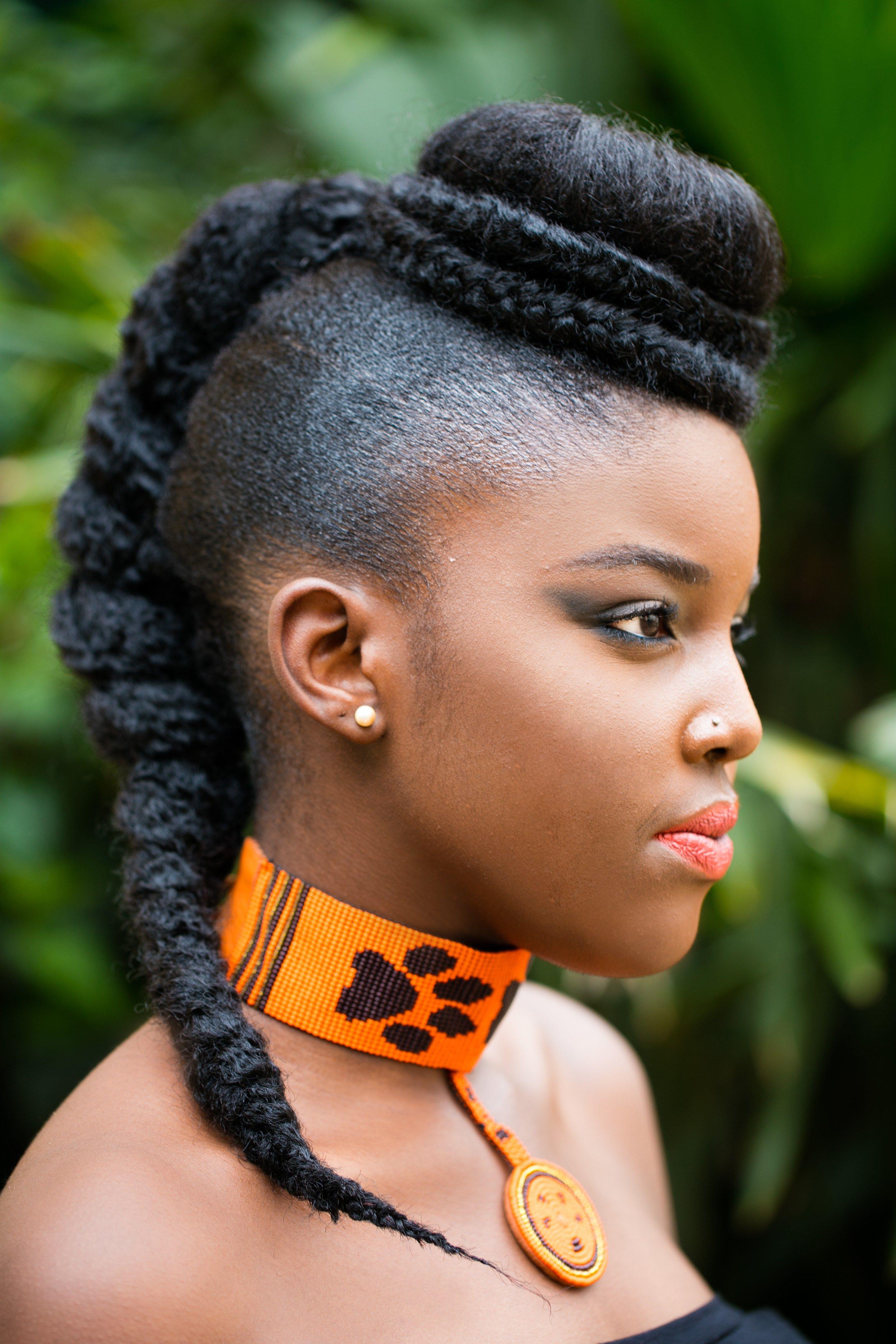 Pics Nairobi Salon Gives Natural Hair Makeovers To 30 Kenyan Women For Stunning Photo Series Natural Hair Styles African Hairstyles Hair Styles