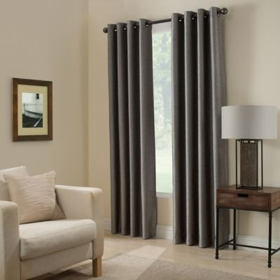 Paradise Room Darkening Window Curtain Panel and Valance - Lots of