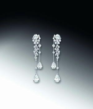 "Paris Planet Fashion   CHANEL jewellery collection ""PLUIE ..."