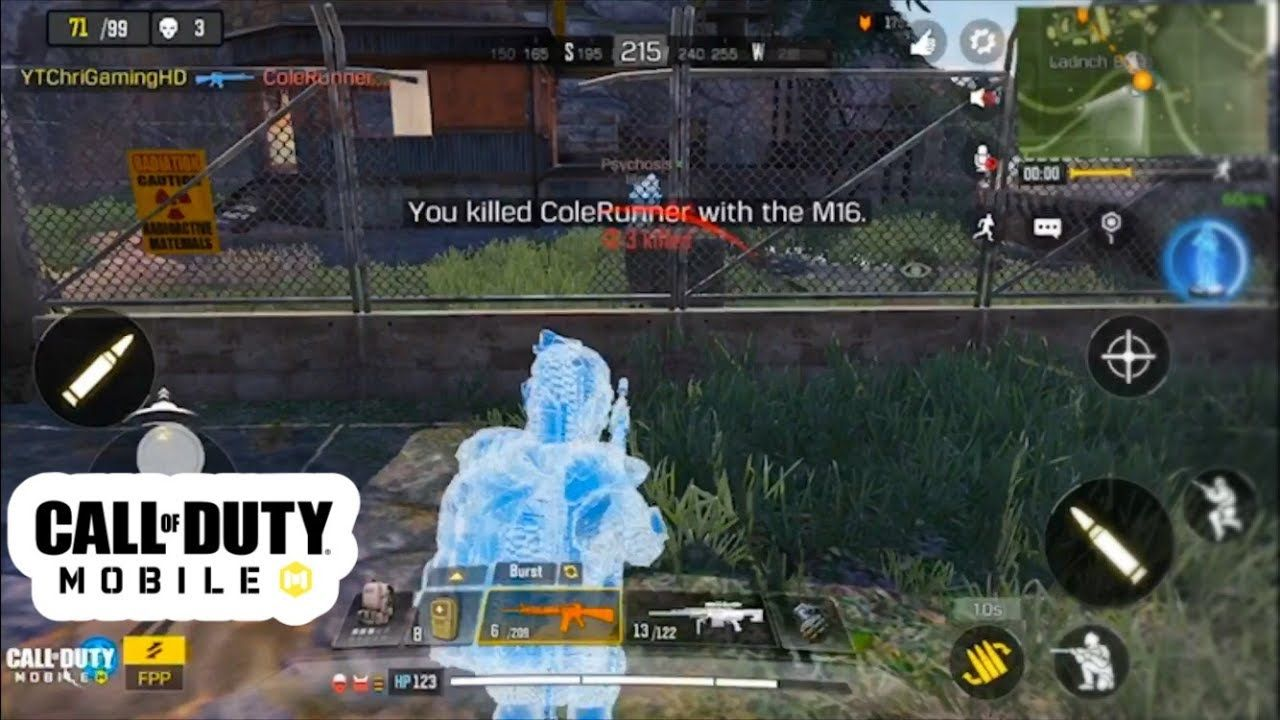 Trickster Gameplay Solo Vs Squad Battle Royale Cod Mobile Youtube In 2020 Gameplay Battle Callofduty