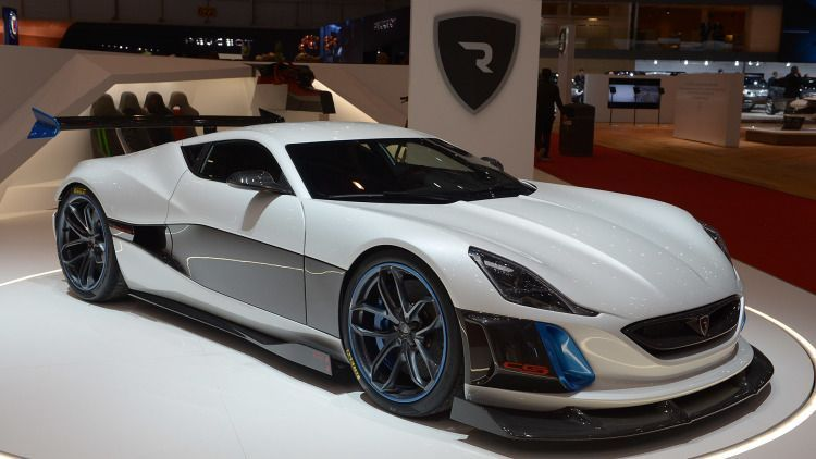 Rimac Concept S Is One Amped Up Supercar Super Cars Futuristic Cars Electric Sports Car