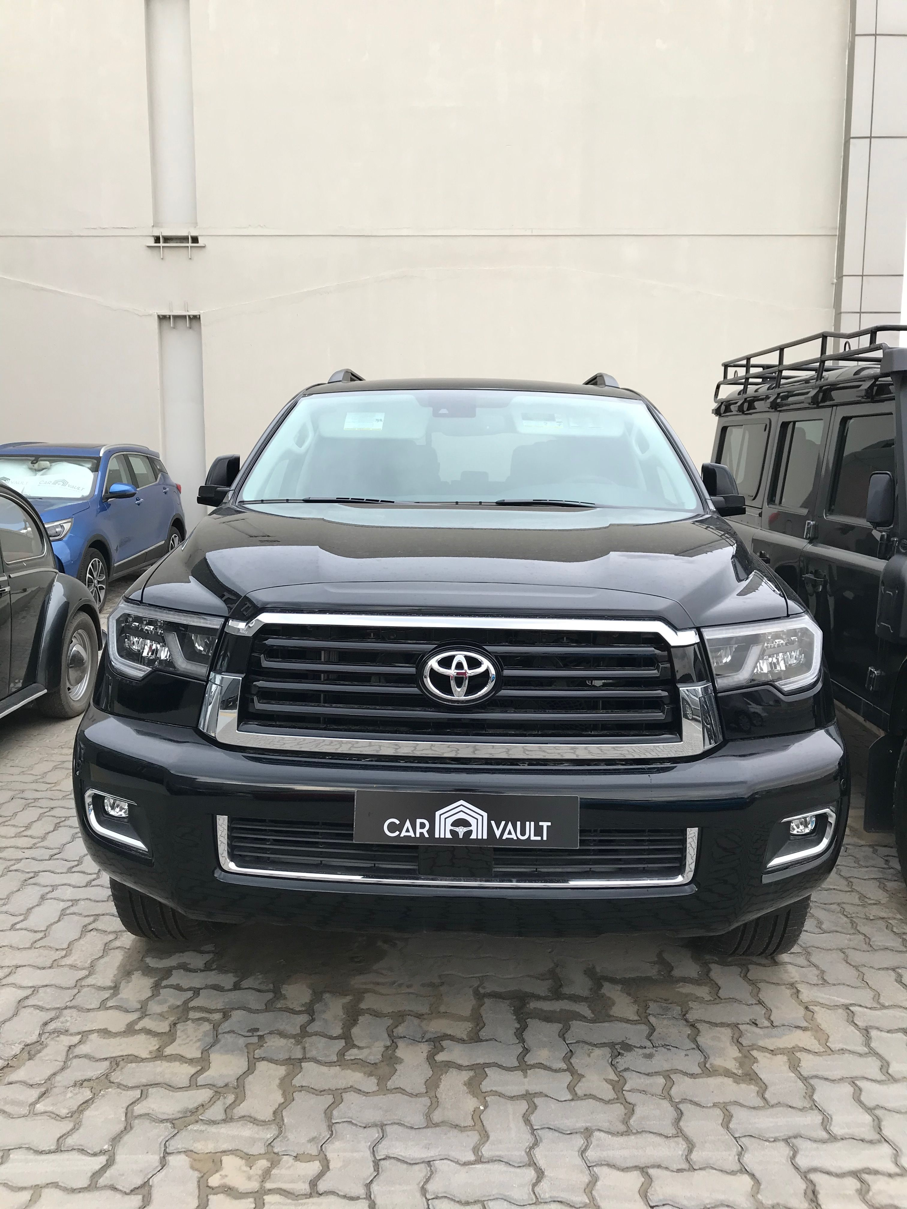 Toyota Sequoia Trd Sport 38 Lakh Real Life Review In 2020 Toyota Toyota Usa Trd