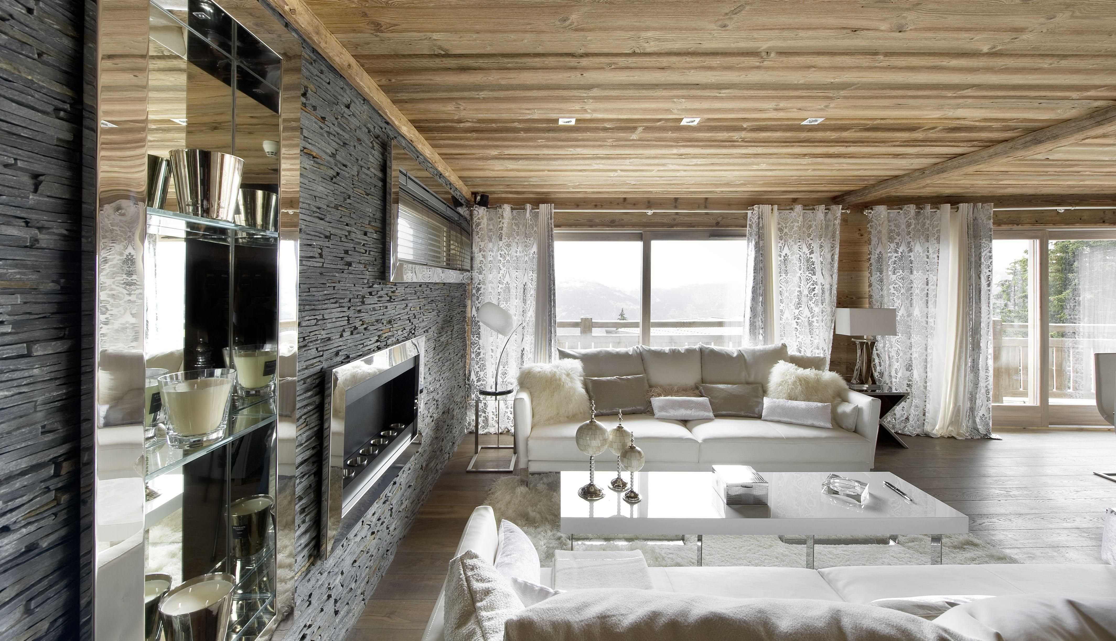 chalet Eden -Courchevel -luxury chalet -Cimalpes -chambre -interior ...