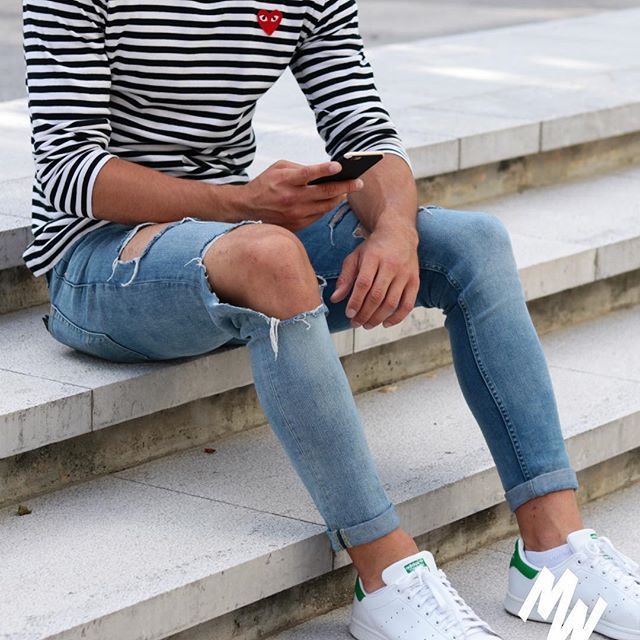 Mens fashion style summer