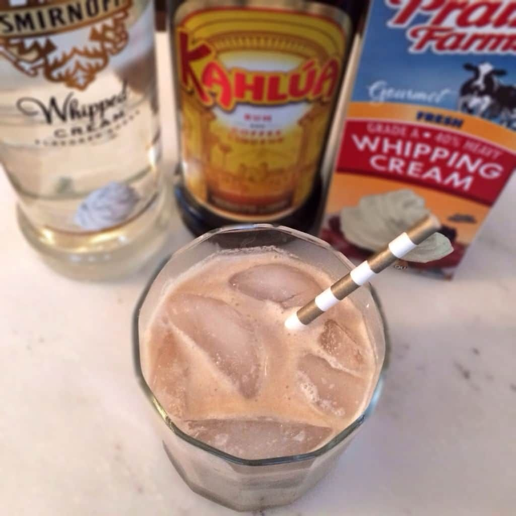 Whipped White Russian