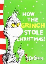 How the Grinch Stole Christmas!: Yellow Back Book By Dr. Seuss