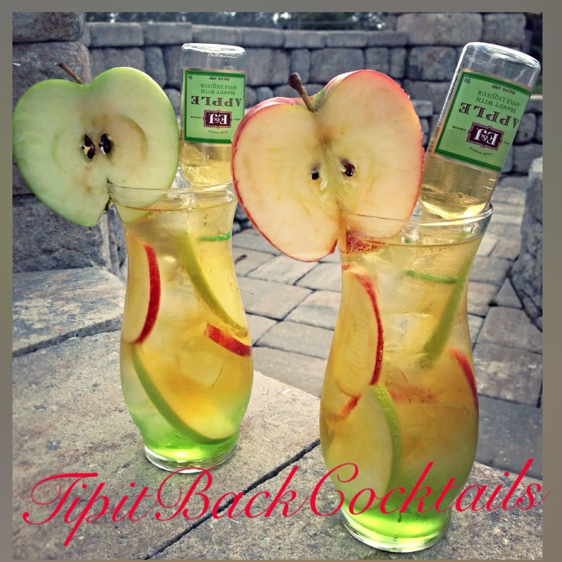 apple eandj. reward your hardworking self with some of these delicious cocktails carmel apple crisp. eandj n