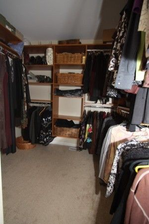 Walk-In Closet #RealEstate #Realtor #ColdwellBanker #Illinois