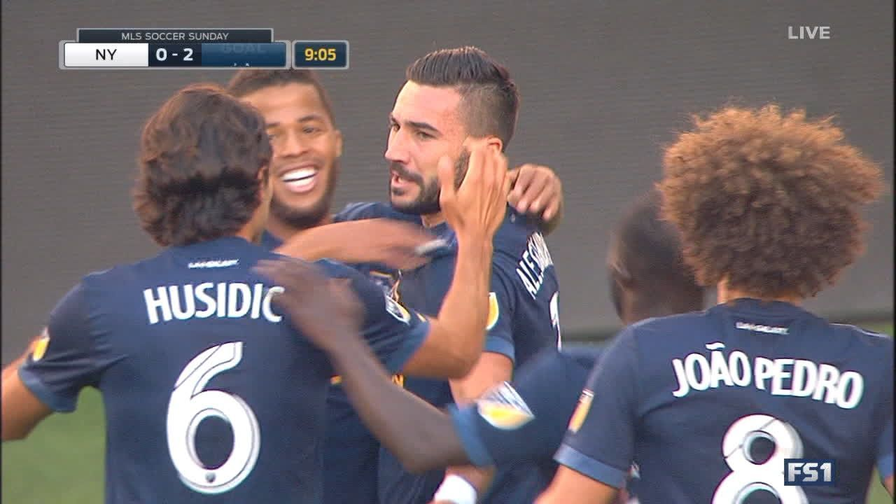 Alessandrini at the double quickly