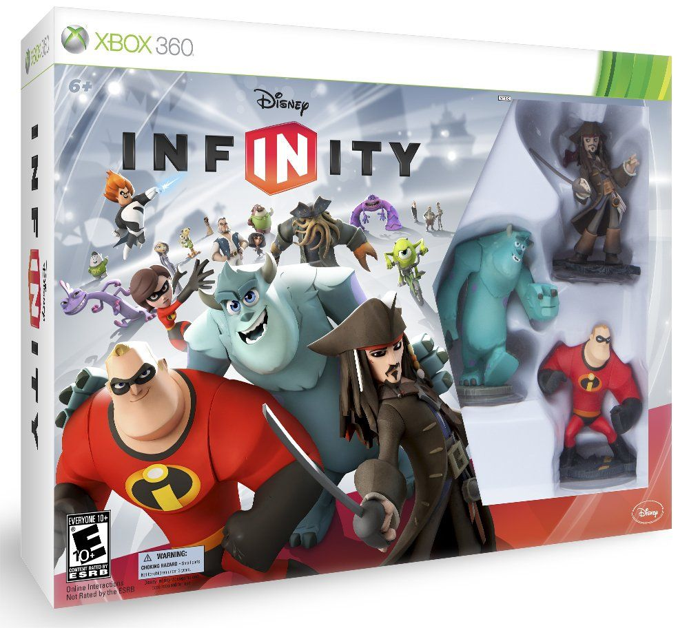 Really Fun Adventure Building Game In The Disney Universe Can Get Expensive If You Want To Unlock All Characters S Disney Infinity Video Games For Kids Wii U