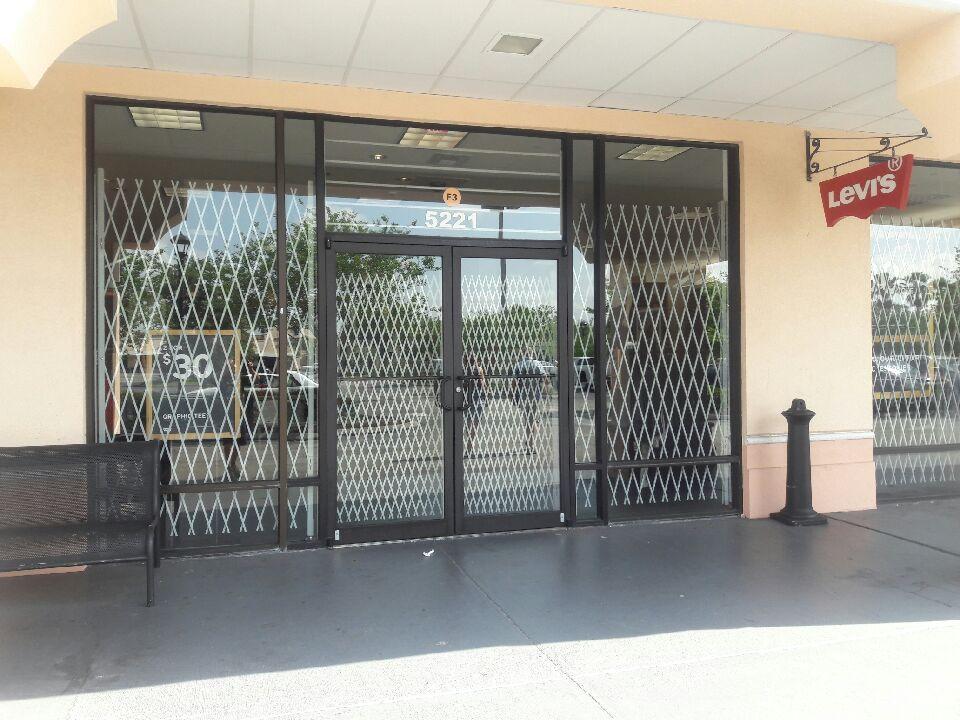 Clothing store secured with xpanda security gates. Using Unique heavy duty double diamond gates to & Clothing store secured with xpanda security gates. Using Unique ...