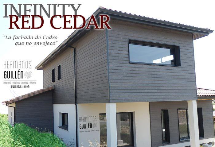Resultado de imagen de fachada friso y madera casas de campo - fachada madera