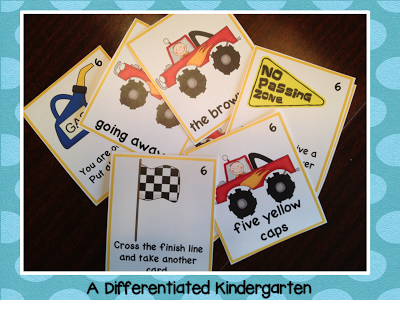 A Differentiated Kindergarten: Speed Readers Dolch Phrase Frenzy . . . I mean Fluency!