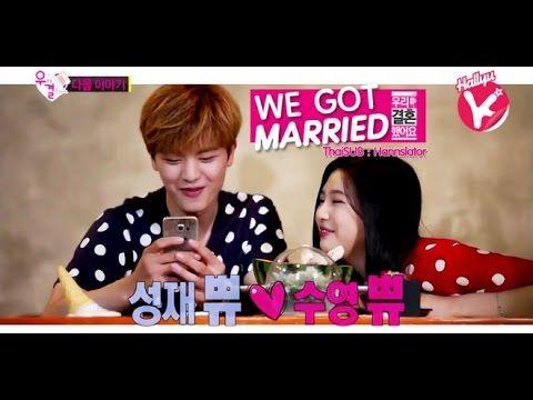 We Got Married SungJae & Joy Couple Ep 8 full hd