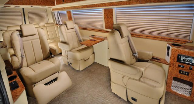 Luxury Van Sprinter Conversion G45 G55 Mercedes Benz Sprinter Van Interior De Autos Benz Sprinter Coches De Lujo