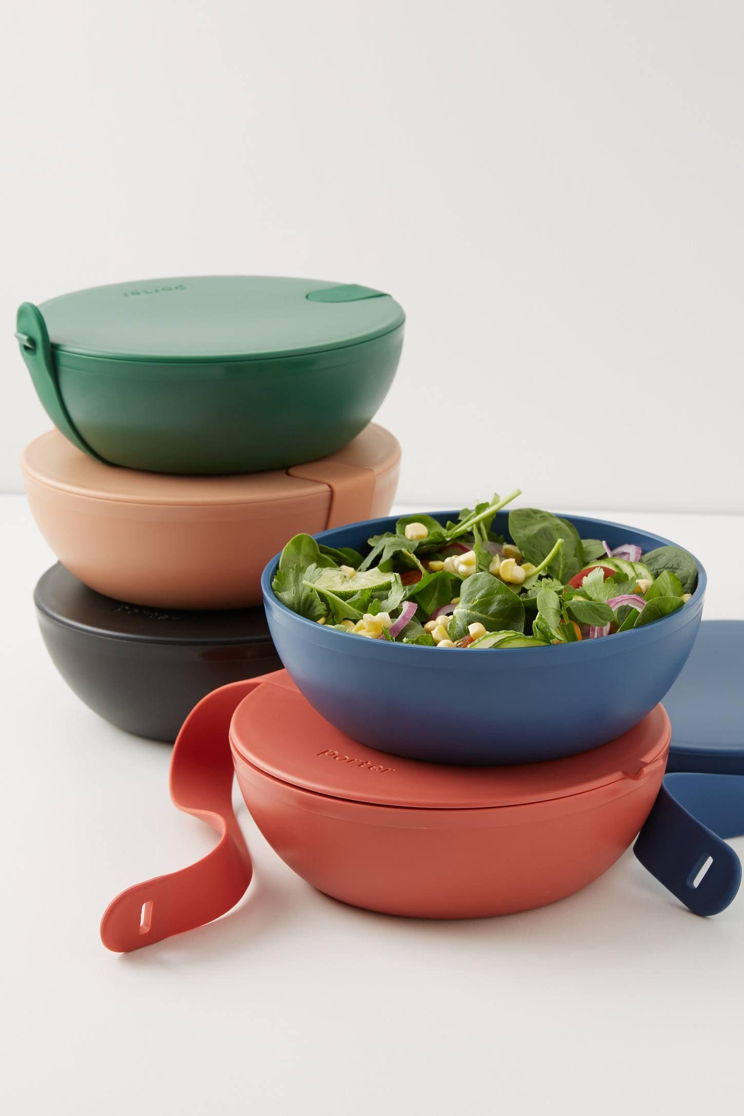 W&P Plastic Porter Storage Bowl Storage bowls, Bowl