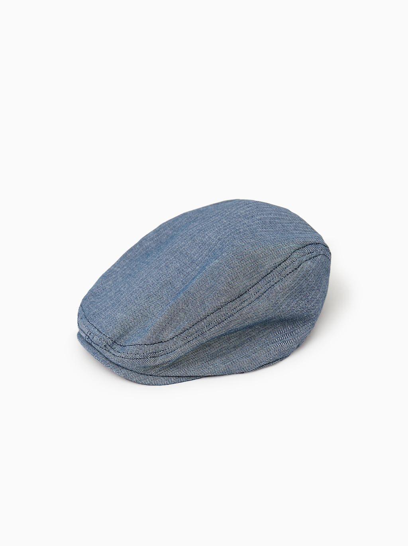 bd3489fa8 ZARA - KIDS - ENGLISH FLAT CAP