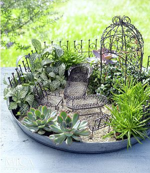 Edelman Mini Garten Starter Set Braun 9 Teilig1 Set Garten