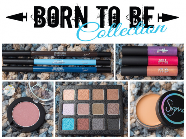 First Impressions: Sigma Beauty Born To Be Collection. Just recieved this collection and totally in love!!!!