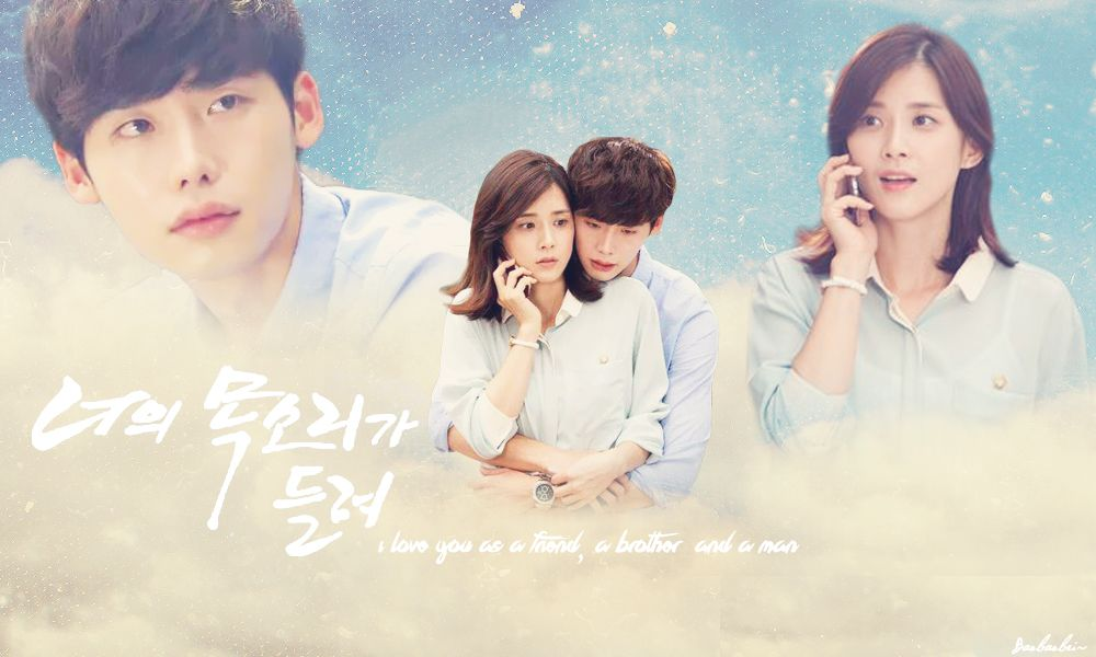 I hear your voice episode 18 eng sub