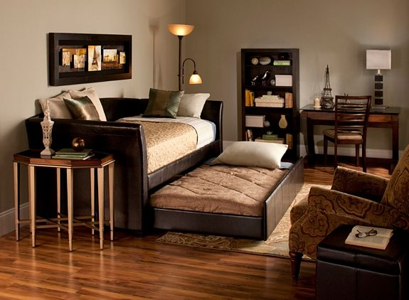 Sydney Daybed W Trundle Daybeds Raymour And Flanigan