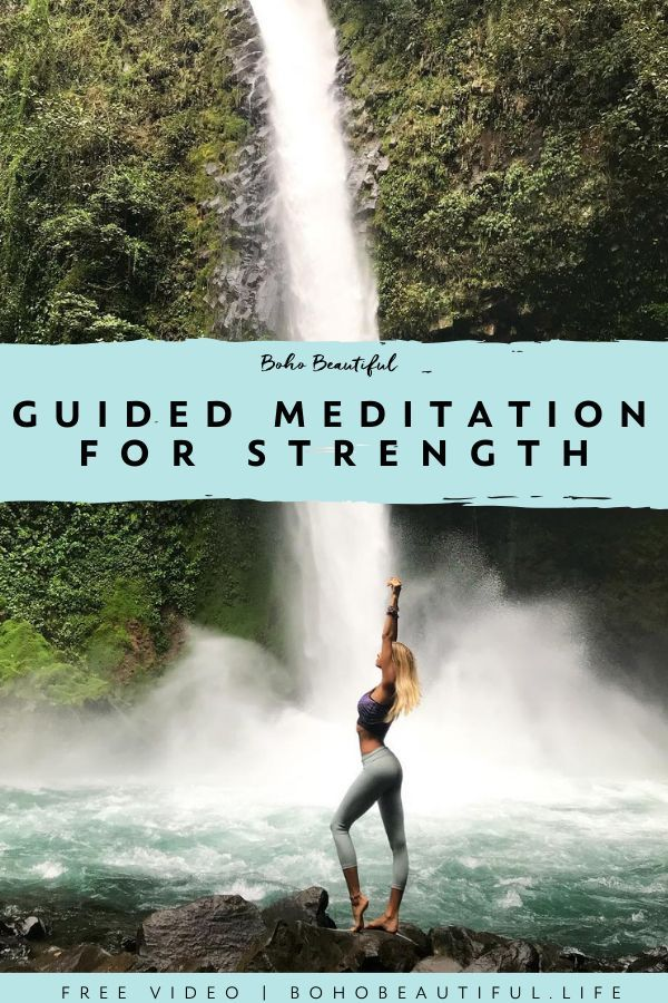 This guided meditation is perfect for any moments when you ...