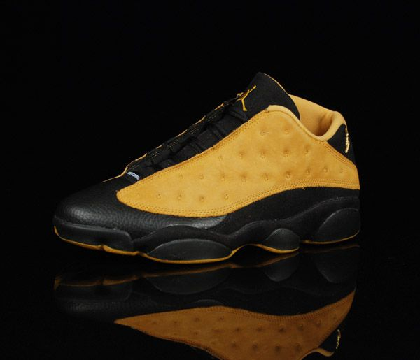 Air Jordan 13 (XIII) Original (OG) Low - Chutneys (Black /