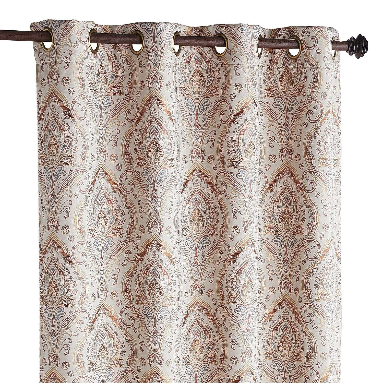 Dawson Sunset Curtain