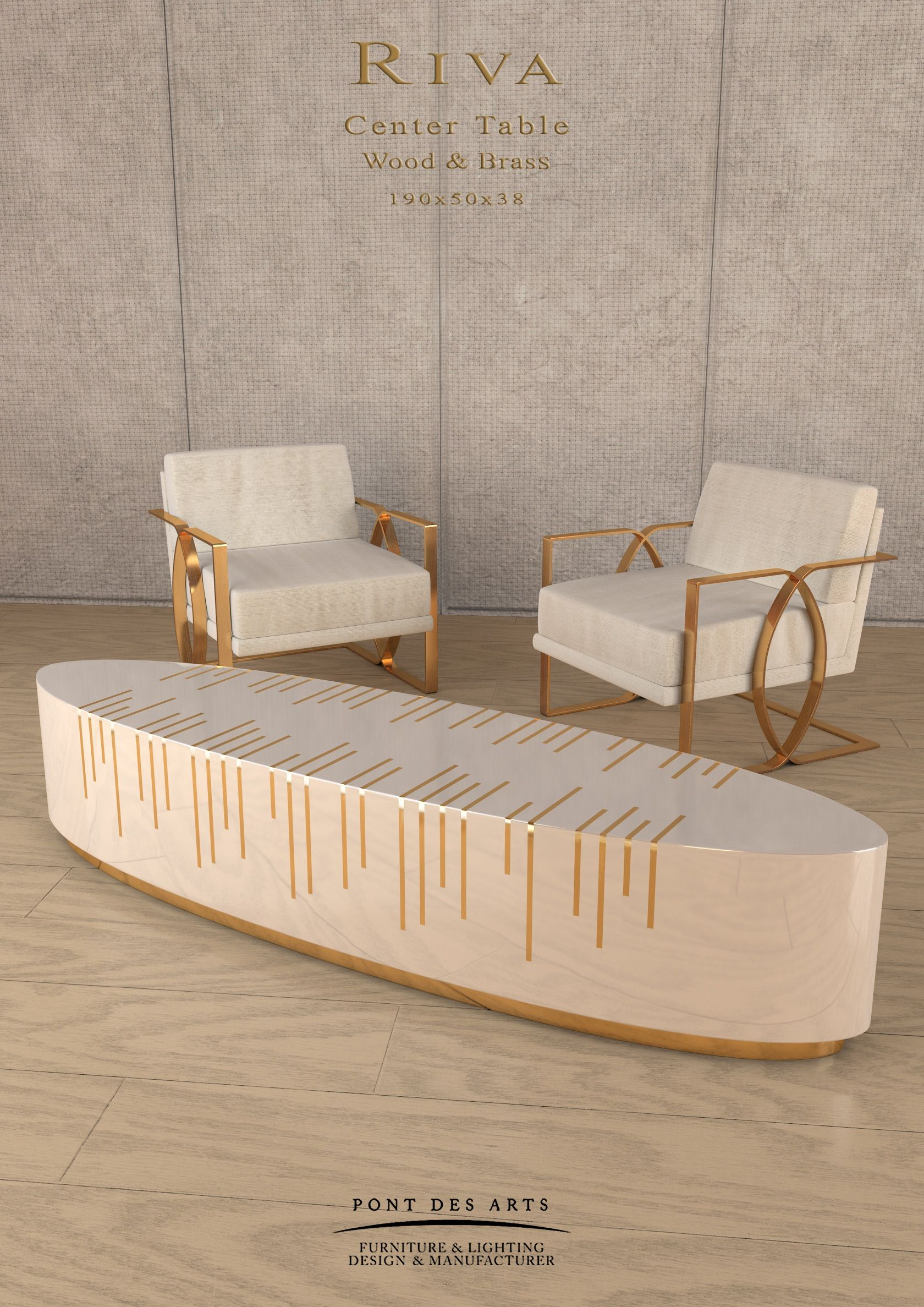 Centre Table Designs For Living Room: Studio Pont Des Arts _ Designer MONZER