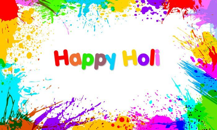 Efficient Enterprise Wishes A Happy Holi Holi Occasion Greetings
