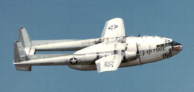 fairchild c-119 flying boxcar - Google zoeken | Vietnam ...