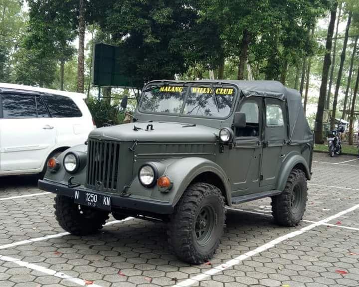 Dijual Jeep Militer Klasik Bin Gahar Dengan Gambar Jeep